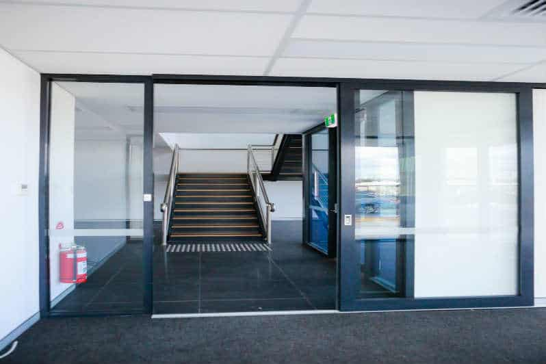 our best selling glass aluminium sliding door in sydney