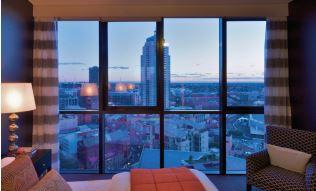 aluminium awning casement windows installed by cvdglass